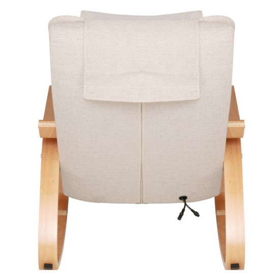Relax Electric Massage Rocking Armchair - 0128350
