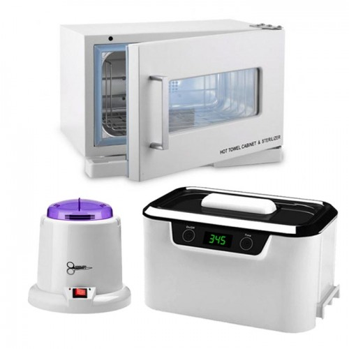 STERILIZER-UV STERILIZER-CRYSTAL-ULTRASONIC CLEANER