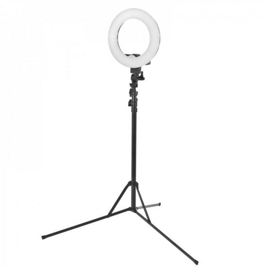 Led ring lamp light 12 + 35w - 0119780